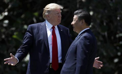 Непредсказуемость Дональда Трампа дестабилизирует мир (Financial Times, Великобритания)
