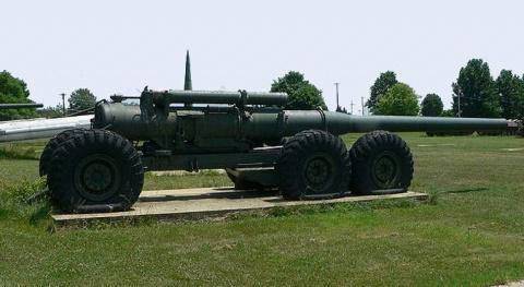 Как наши артиллеристы вели о…