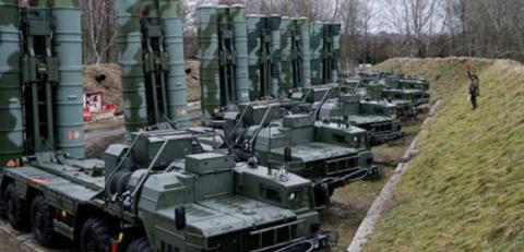 Второй дивизион ЗРК С-400 заступил на боевое дежурство в Крыму