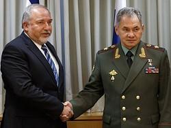 Израиль просит Россию о защитите от Ирана