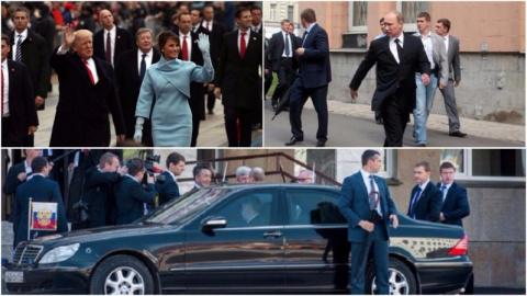 «Объект номер один»: кто и как охраняет президентов разных стран?