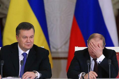 Россия приостановила финансовые и газовые обязательства перед Украиной