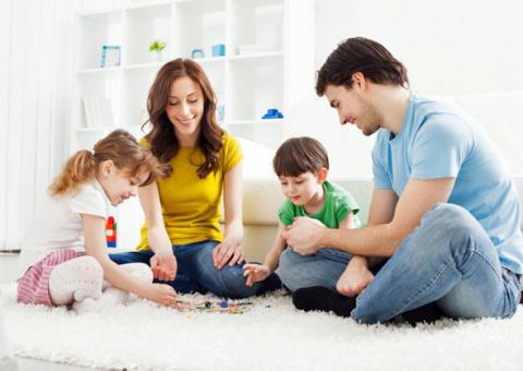 5 причин почему важно играть с детьми