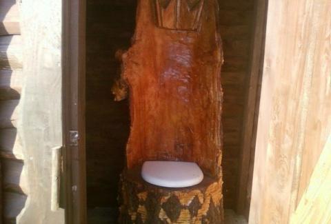 Дачный трон)