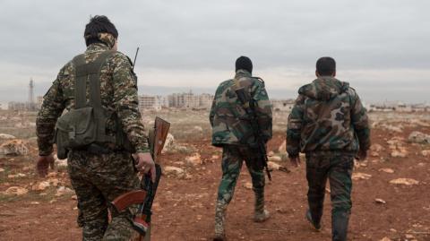 Армия Сирии начала покидать …