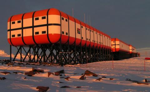Антарктида: что скрывает сам…