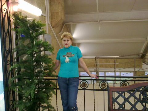 Людмила Задунаева
