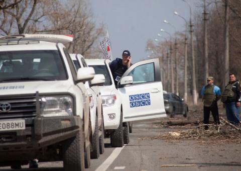 Подрыв авто ОБСЕ в ЛНР: провокация для суда в Гааге?