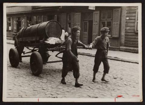 Ужасы жизни в Лодзинском гетто в 1940 – 1944 годах