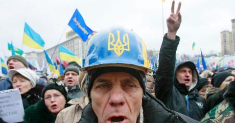 Украина для Запада как чемодан без ручки