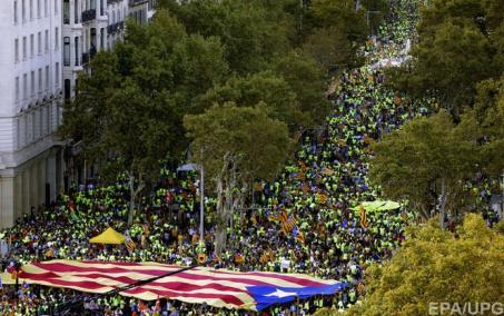 Кризис вокруг Каталонии: одн…