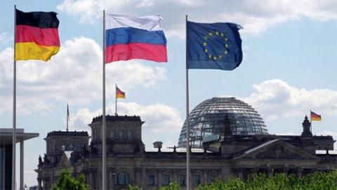 Немцы сбрасывают санкционную удавку США со своей шеи
