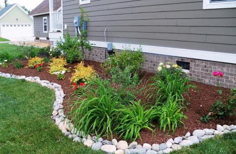 Границы садового участка: 20 великолепных идей организации пространства