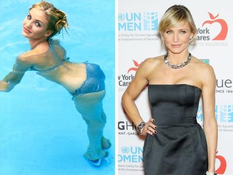 15 знаменитых актрис, которые в начале своей карьеры работали моделями