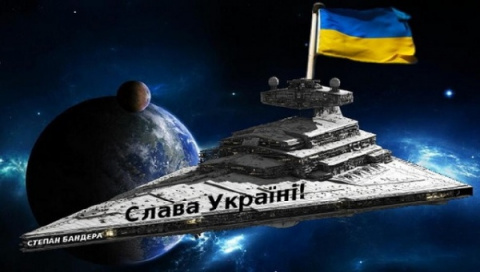 Новый миф отПорошенко: Украина— великая космическая держава