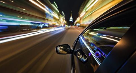 Скорость движения транспортн…