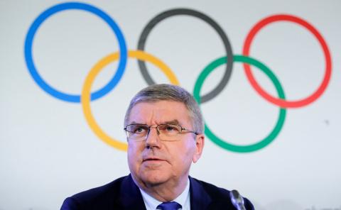 Россию выгнали с Олимпиады и…