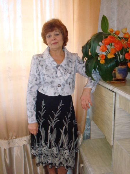 Людмила Кребиль