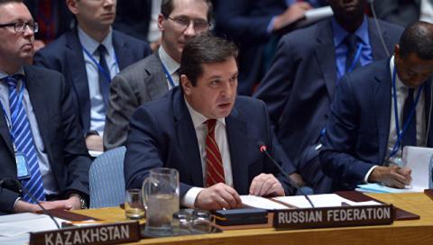 """""""Что ты глаза отводишь?"""": Сафронков ответил представителю Британии в ООН"""