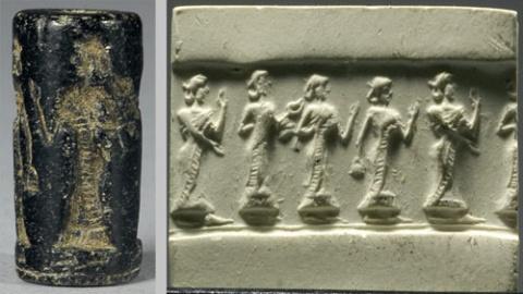 Искусство древней передней азии доклад 6674