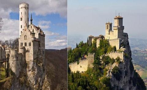 17 старинных замков со всего…