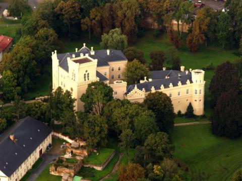 Замок Хише, Карловарский край