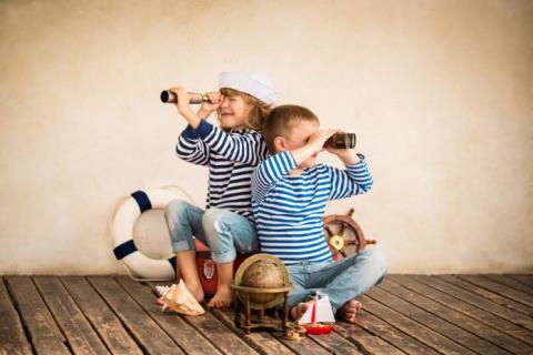 Сложный урок для родителей: дайте детям играть