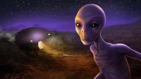 Космодромы НЛО и инопланетны…
