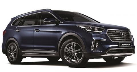 Обновленный Hyundai Grand Sa…