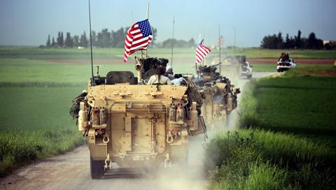 Вашингтон создаёт на Ближнем Востоке второе Косово. Владимир Лепехин