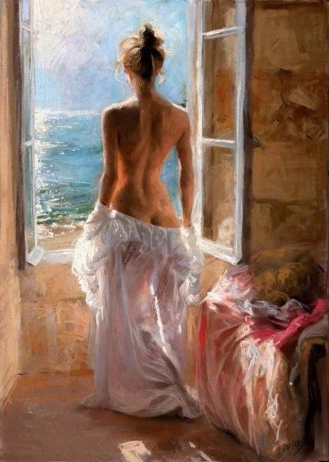 Божественна у женщин красота: Она доступна истинным мужчинам