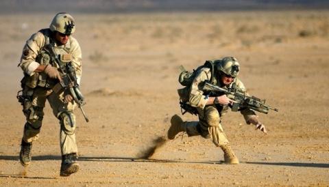 Элита армии США бросила бойц…