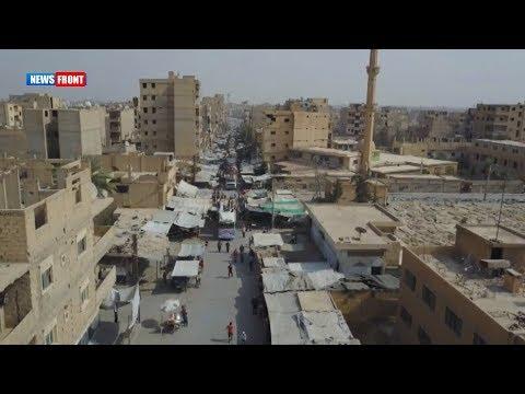 Сводка новостей: ДНР, ЛНР, Сирия, мир / 21.09.2017