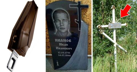 Юмор кладбищ, который помогает прожить до 100 лет