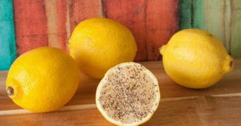 Используй лимон, соль и пере…