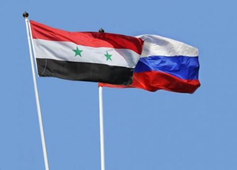 Неожиданный фейерверк в Сири…