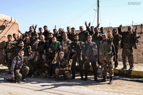 Сирия под чутким руководство…