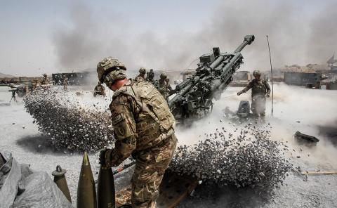 Белый дом скрывает количество войск в Афганистане, Ираке и Сирии
