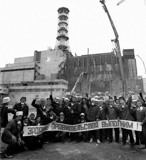 Правда и мифы о Чернобыльско…