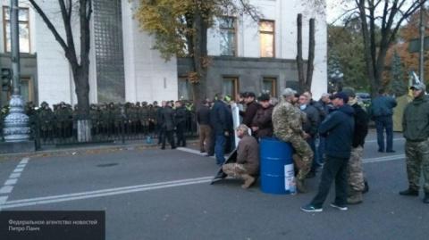 Процесс пошел: на Киев попер…
