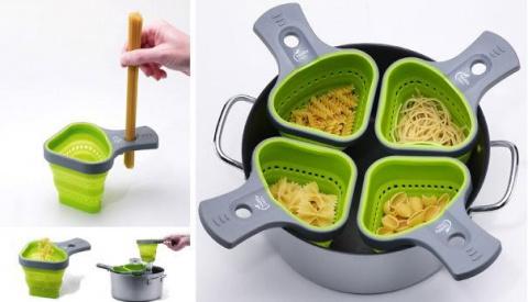 Очень необычные кухонные гаджеты