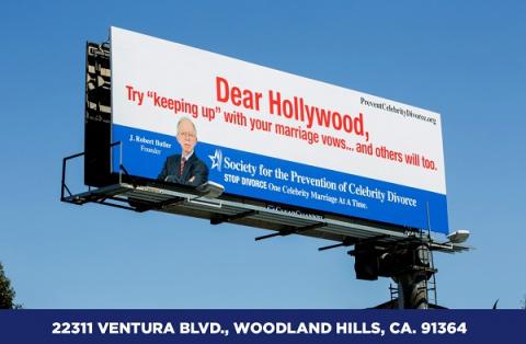 Голливудских звезд призвали к ответственности за разводы