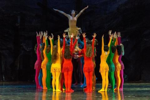 Ажиотаж вокруг балета «Нурее…