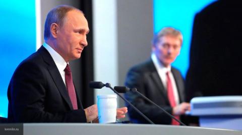Песков ожидает убедительную победу Путина на мартовских выборах