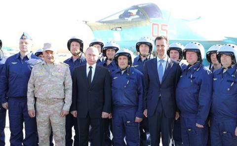 Опрос: США уступают России на Ближнем Востоке