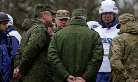 Киев остаётся один на один с…