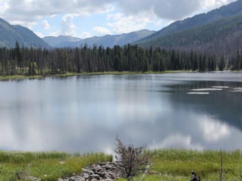 Лечение стресса в горах Алтая