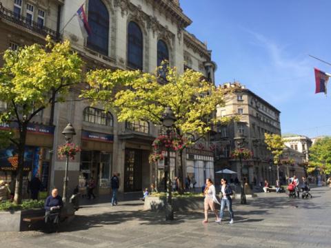 Курорты Сербии: традиции и модные тенденции