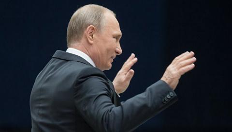 Главная тайна «прямой линии» Путина. Виктор Мараховский