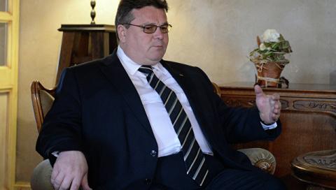 Глава МИД Литвы сравнил ситу…